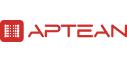 Logotyp för Aptean.