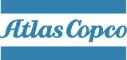 Logotyp för Atlas Copco.